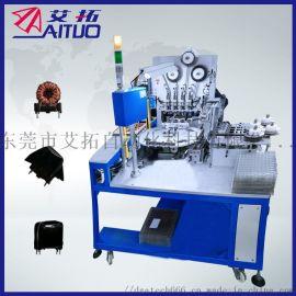东莞自动化定制 自动包胶机 变压器电感折异形胶机