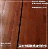 实木舞台地板运动木地板