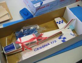 仿真电动模型飞机(CESSNA172)
