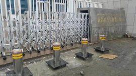 青岛开发区升降柱安装