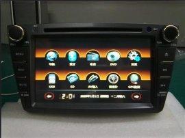 长城汽车C30专用车载DVD导航