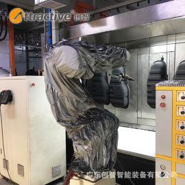 【广东创智】槽浸式前处理 机械设备 自动化喷漆设备