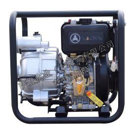 3寸柴油污水泵 抽污水用柴油自吸水泵 80MM口径