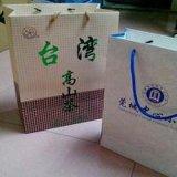 茶山纸质手提袋定制印刷 纸袋印刷 礼品袋印刷厂