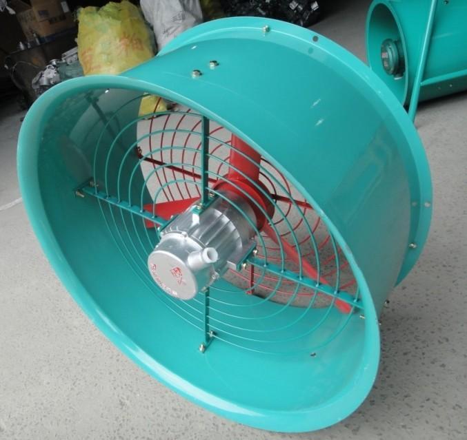 CBF-300防爆排风扇 防爆型换气扇 大风量通风机