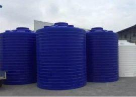 楚雄10吨PE水塔, 化工PE搅拌塑料储罐10吨
