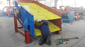 圆筒振动筛选机 沙石筛选机 多层沙场振动筛 选矿配套震动筛