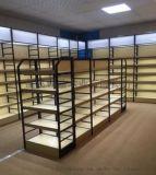 化妆品店应该选择什么样的化妆品货架展示架?