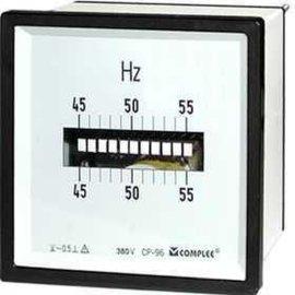 CP-R96, CP-R72, CP-2R96方型振簧式频率表