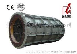 厂家直供山东**的水泥制管机 宝来牌水泥管模具 特价水泥管模具