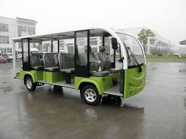 14座电动观光车,景区游览电瓶车