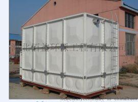 SMC玻璃钢水箱 佰益环保玻璃钢水箱