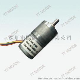 20MM直径步进减速电机