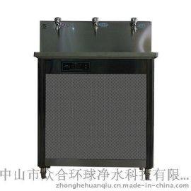 ZH-3B(一开一温一冰)饮水机 不锈钢饮水机 商用不锈钢饮水台