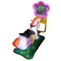 豪華型3D賽馬搖擺機