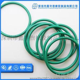 氟胶O型圈 耐油耐高温耐磨 外径5*1 电机轴用液压、气动用O形橡胶密封圈