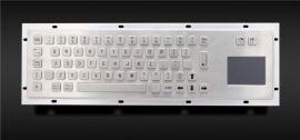 KMY299G金属PC键盘广告机键盘(带触摸板)