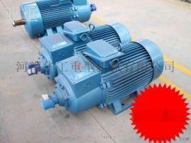 供应申力6级功率1.5KW 单出轴YZR112M型绕线转子电机