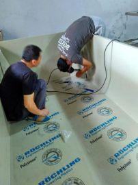 PP板焊接水箱/塑料水箱加工