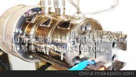 莱芜金冠塑机出厂价45型  异型材挤出机模具塑料机械生产线