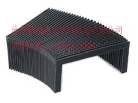 专业生产 激光切割机专用阻燃风琴式防护罩