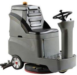 重庆洗地机厂家/学校驾驶式洗地车/金和洁力