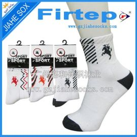 夏季薄款外贸原单袜 纯棉运动男袜 男士袜休闲袜子