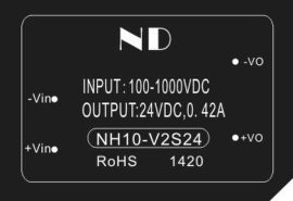 600V700V850V转24V10W高压电源模块厂家供货