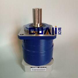 上海权立厂家生产AF115-10小型精密伺服减速机,小型齿轮箱,行星减速器, 印刷机专用减速机