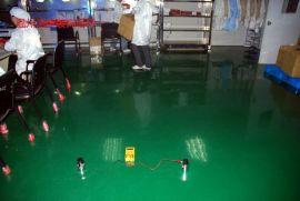 供应温州洁美环氧树脂防静电自流平地坪 水泥自流平地坪厂家直销