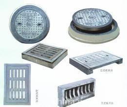 供应玉通模压树脂井盖生产销售适用于修路工程