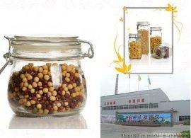 玻璃密封罐 储物罐 玻璃瓶生产厂家