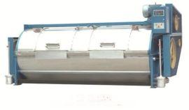 大型卧式滚筒型不锈钢水洗机400kg300kg厂家