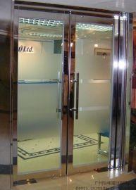 怡峰防火玻璃门