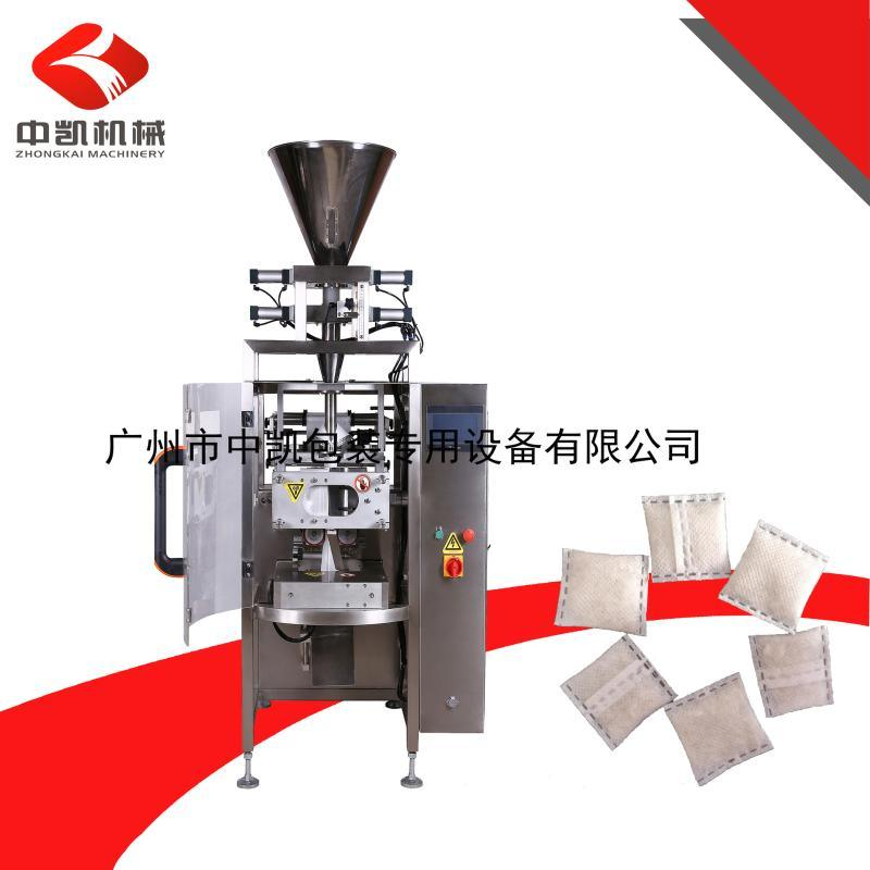 广州中凯供应500g活性炭大袋包装机 无纺布超声波设备