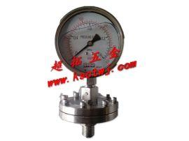 正宗天川压力表 表盘100重庆充油压力表STCIF全不锈钢隔膜压力表