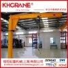 DEMAG德馬格500kg電動旋臂吊上海工字鋼懸臂吊立柱式旋臂起重機
