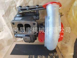 PC360-7挖掘机增压器 6D114发动机