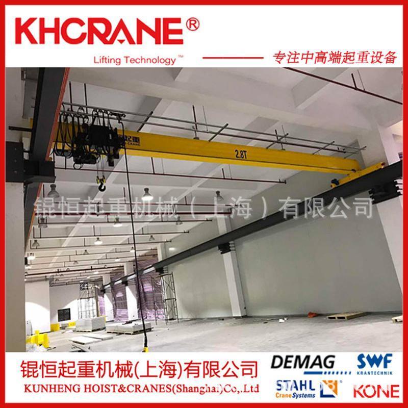 懸掛起重機 單樑起重機 懸掛單樑行車 上海嘉定行車維修保養