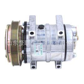 欧曼GTL 空调压缩机总成 串脚 冷气泵 空调制冷泵 图片价格 厂家