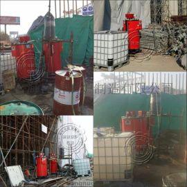 混凝土养护用100公斤燃油蒸汽锅炉 全自动蒸汽发生器