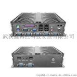 超小體積迷你嵌入式BOXPC鑫博控寬溫工控機外形尺寸115x115x35mm