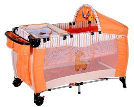 H03-2婴儿游戏床