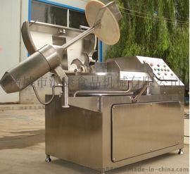 125型斩拌机  鱼豆腐斩拌机  鱼豆腐加工成套设备价格