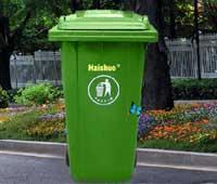 潍坊寒亭塑料环卫垃圾桶山东塑料垃圾桶加厚
