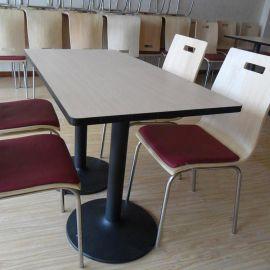 深圳餐饮家私, 快餐店餐桌椅定制, 价格实在餐厅家具
