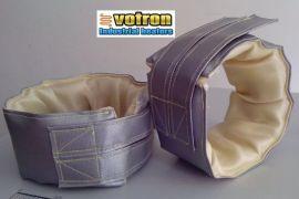 苏州沃特隆电热votron注塑机保温罩、炮筒保温套、隔热罩
