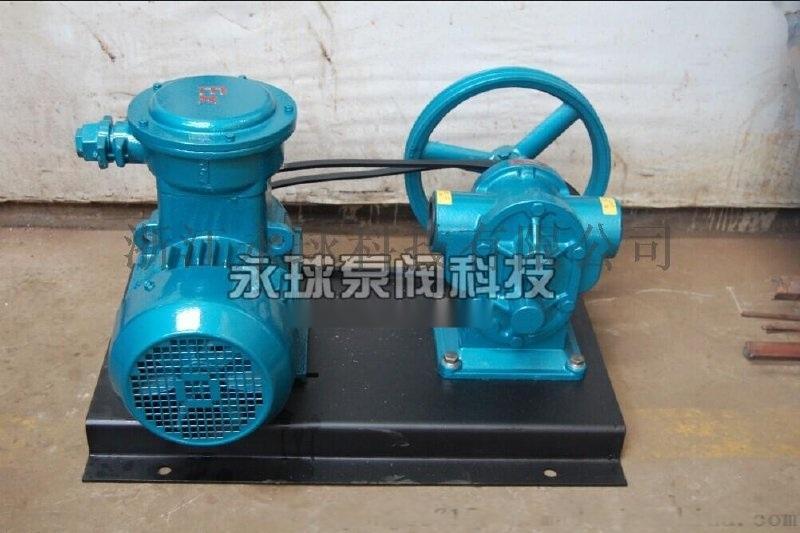 BP皮带齿轮泵
