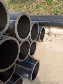 供应润硕牌pe实壁给水管 规格齐全