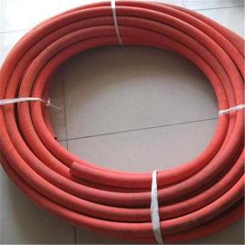 厂家生产 红色蒸汽胶管 帘子线胶管 售后保证